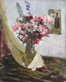 А.Осипов. Букет. 1946. Х.,м. 75,5х60